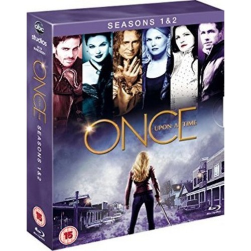 Once Upon a Time: Seasons 1 and 2 (DVD)