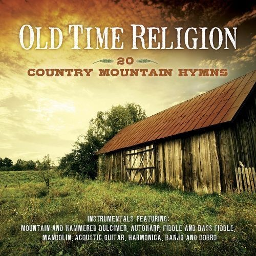 Time Religion:20 Country Mountain CD (2013)