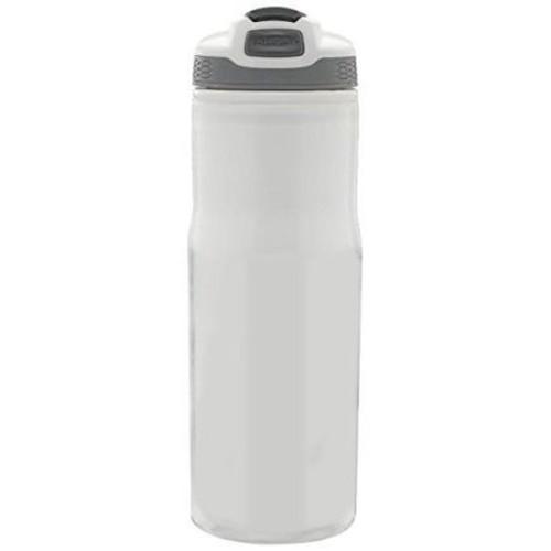 Avex Pecos AutoSpout Double Wall Water Bottle 22 oz - White