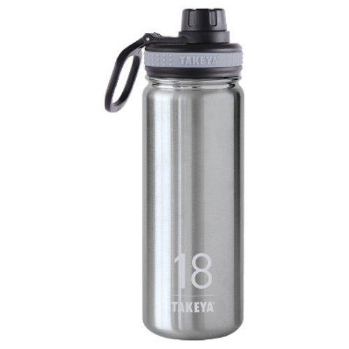 Takeya Thermoflask 18oz Insulated Stainless Steel Water Bottle