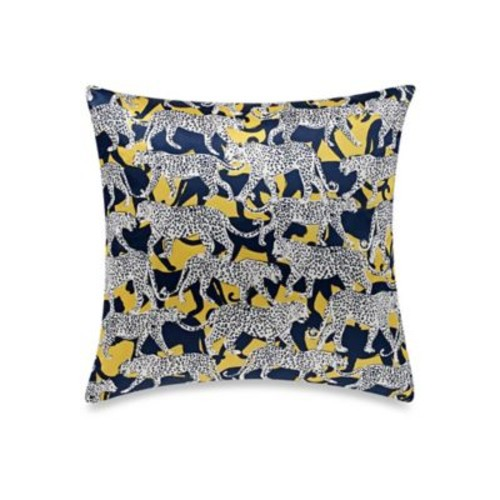 kate spade new York Leopard Throw Pillow
