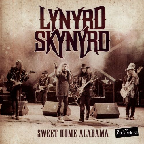 Sweet Home Alabama: Live at Rockpalast [CD]