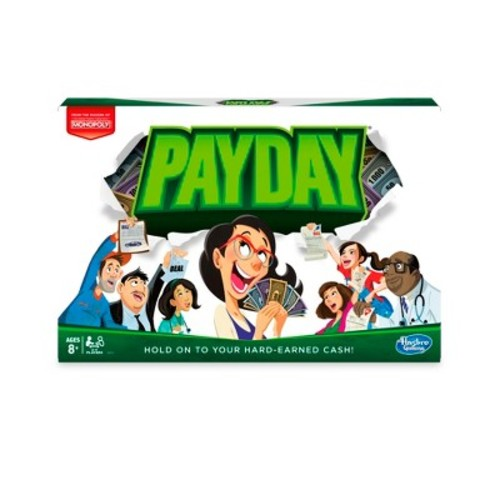 Monopoly Payday Board Game