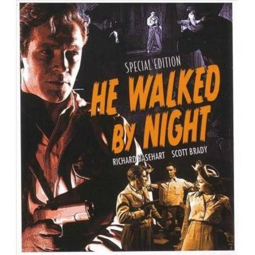 He Walked By Night (Blu-ray)