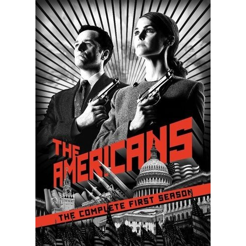 The Americans: The Complete First Season [4 Discs] [DVD]