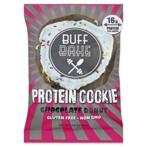 Buff Bake 2.82 oz. Protein Cookie in Chocolate Donut