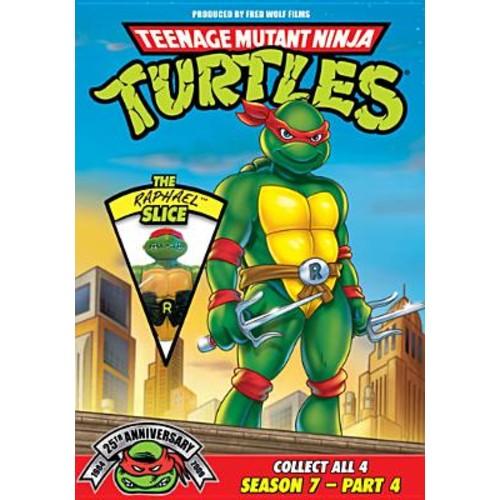 Teenage Mutant Ninja Turtles: Season 7, Part 4 (DVD)