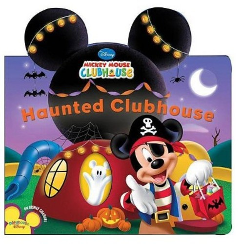Haunted Clubhouse Book