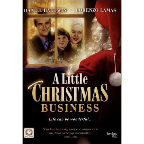A Little Christmas Business [DVD] [2013]