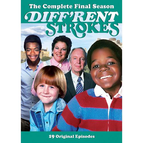Diff'rent Strokes: The Final Season [DVD]