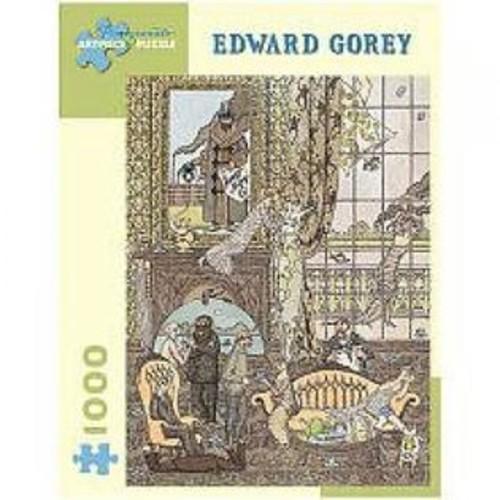 Pomegranate Edward Gorey 1000 Piece Puzzle