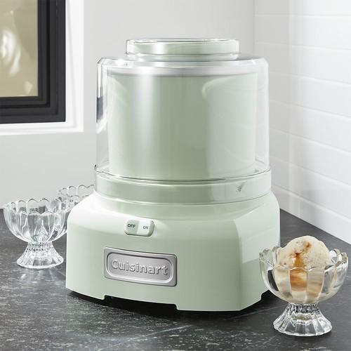 Cuisinart  Pistachio Green Ice Cream Maker/Frozen Yogurt Maker