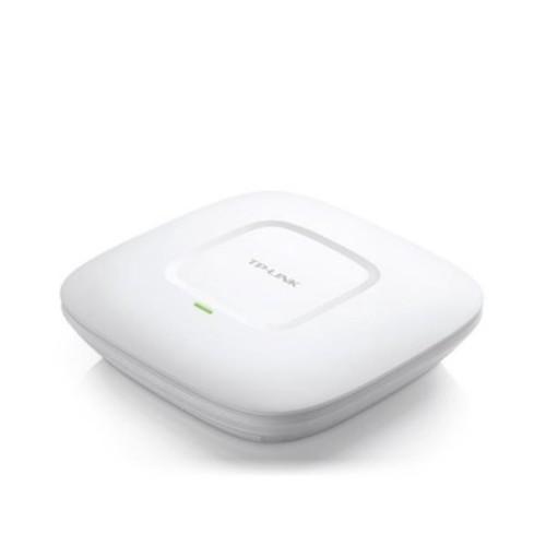 TP-LINK EAP120 - Wireless access point - 10Mb LAN, 100Mb LAN, GigE - 802.11b/g/n - 2.4 GHz