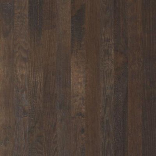 Shaw Western Hickory Winter Grey 3/4 in. Thick x 3-1/4 in. Wide x Random Length Solid Hardwood Flooring (27 sq. ft. / case)