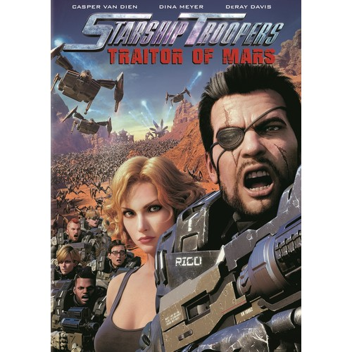 Starship Troopers: Traitor of Mars [DVD] [2017]