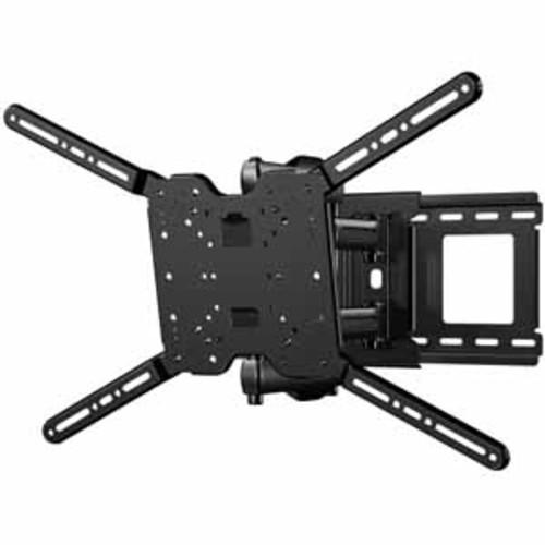 Sanus Full-Motion TV Mount Fits For 40 - 70 Flat-Panel TVs - Black
