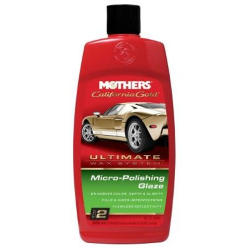 Mothers 16 oz. California Gold Micro-Polishing Glaze (Case of 6)
