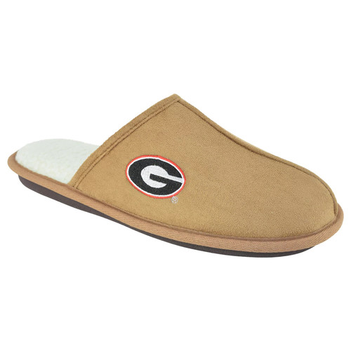 Men's Georgia Bulldogs Scuff Slipper Shoes