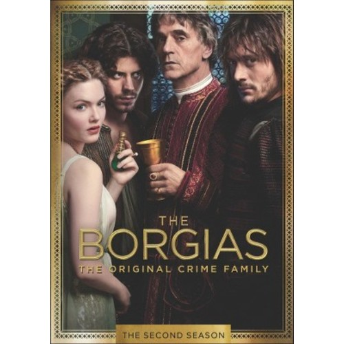 The Borgias: The Second Season [3 Discs]