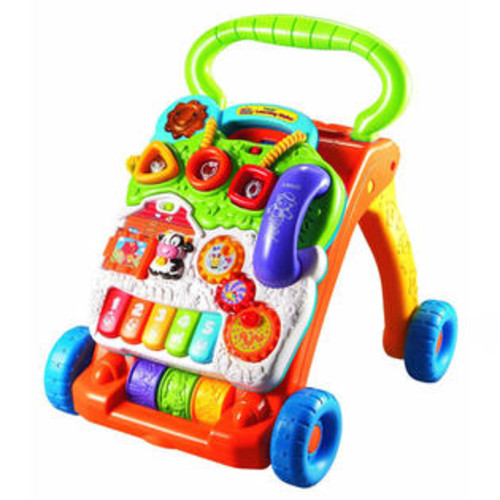 VTech Sit-to-Stand Learning Walker for Toddlers