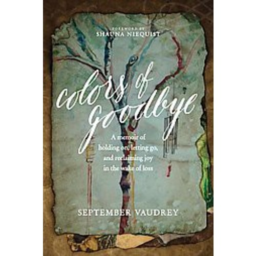Colors of Goodbye: A Memoir of Holding On, Letting Go, and Reclaiming Joy in the Wake of Loss (Paperback)