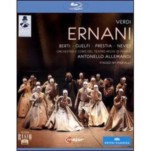 Ernani [Blu-ray] WSE 2/DHMA