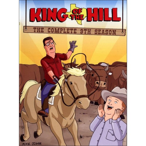 King of the Hill: The Complete 9th Season [2 Discs] [DVD]