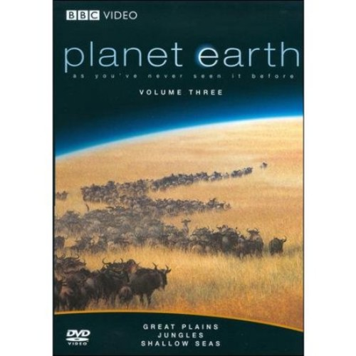 Planet Earth: Volume Three - Great Plains / Jungles / Shallow Seas (Widescreen)