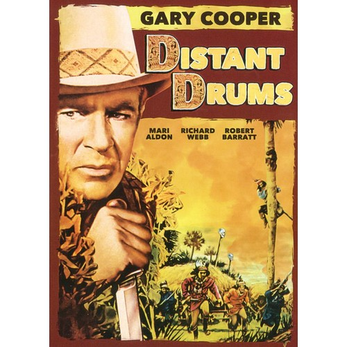 Distant Drums [DVD] [1951]