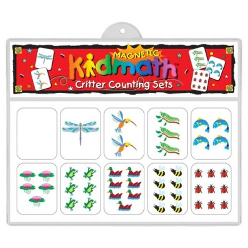Barker Creek - Office Products Learning Magnets, Critter Counting Set (LM-1301)