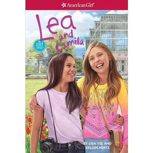American Girl Today Lea and Camila Book