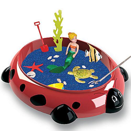 Be Good Company Sandbox Critters Play Set - Ladybug
