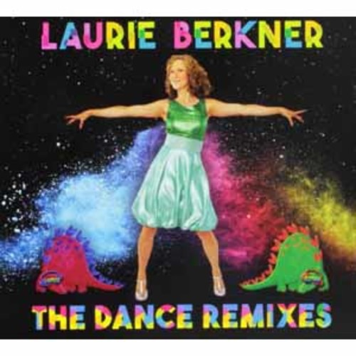 Dance Remixes/Cd Berkner,Laurie
