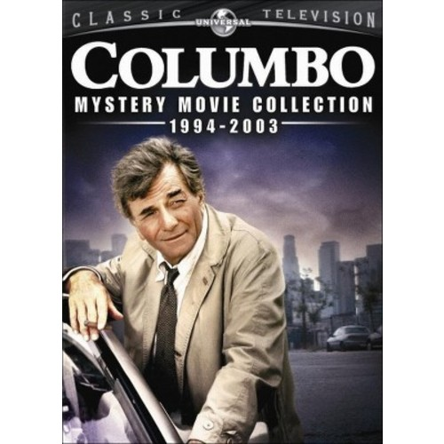 Columbo: Mystery Movie Collection 1994-2003 [3 Discs]