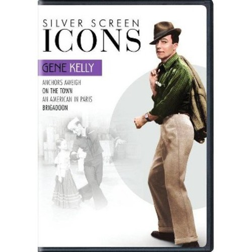 Silver Screen Icons:Gene Kelly (DVD)
