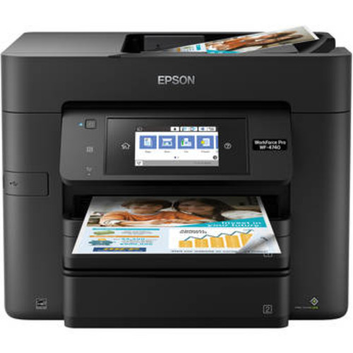 WorkForce Pro WF-4740 All-in-One Inkjet Printer