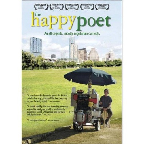 The Happy Poet [DVD] [2010]