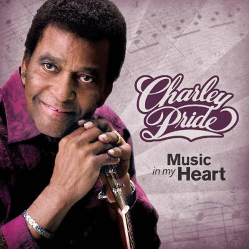 Charley Pride - Music In My Heart (CD)