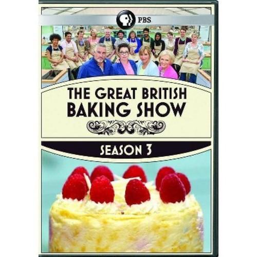 Great British Baking Show Season 3 (DVD)