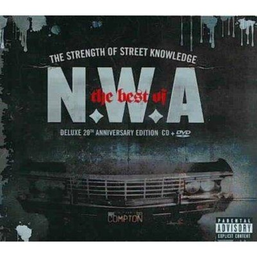The Best of N.W.A. [CD/DVD] [CD] [PA]