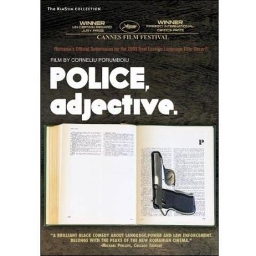Police, Adjective [DVD] [2009]