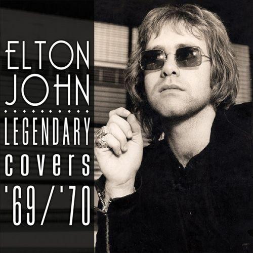 The Legendary Covers Album 1969-1970 [CD]