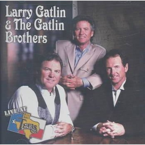 Larry Gatlin - Live At Billy Bob's Texas