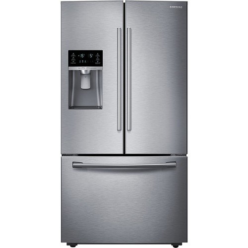 Samsung 36 Wide, 28 cu. ft. French Door Refrigerator with CoolSelect Pantry - Stainless Steel