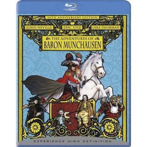 The Adventures of Baron Munchausen [Blu-ray] [1989]