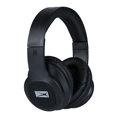 Altec Over the Head Bluetooth On-Ear Headphones, Black