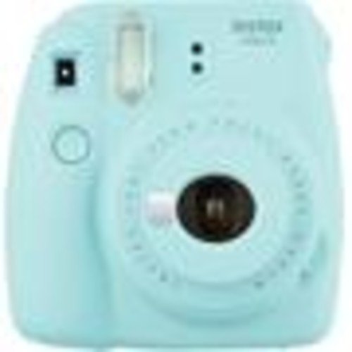 Fujifilm Instax Mini 9 (Ice Blue) Instant camera