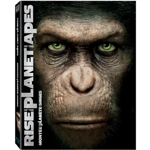 Rise of the Planet of the Apes [Blu-ray] [Blu-ray] (2011)