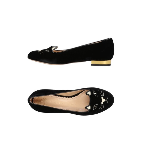 CHARLOTTE OLYMPIA Ballet flats