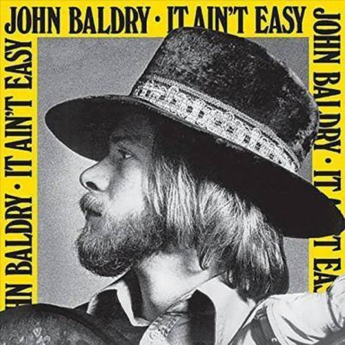It Ain't Easy [Stony Plain Tracks] [CD]